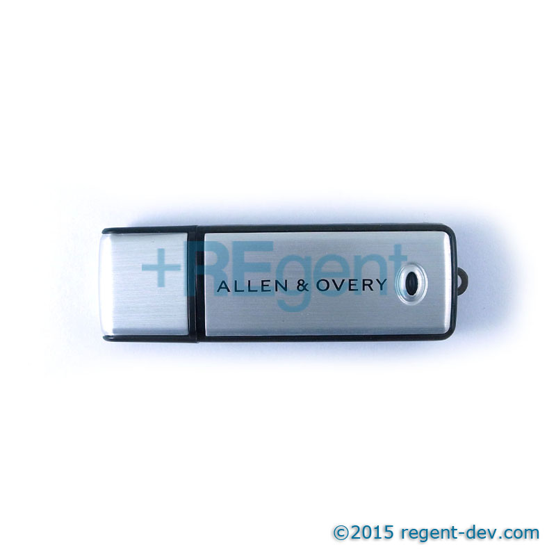 ALLEN & OVERY USB手指 UD003